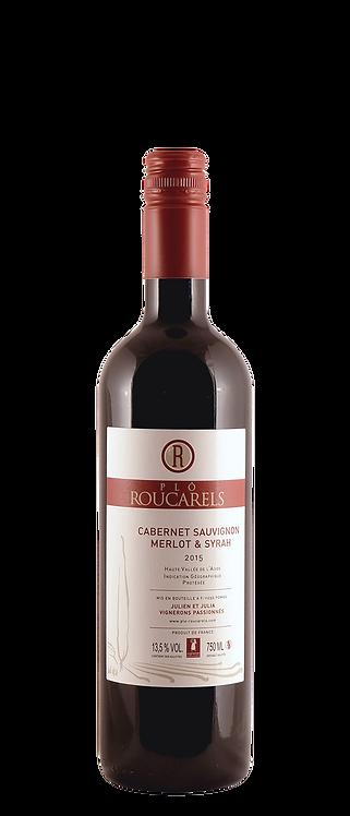 Plo Roucarels - Haute Vallée de L'Aude Rouge 2016