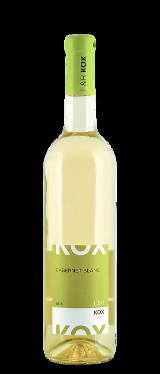 Domaine Kox - Cabernet Blanc AOP 2018