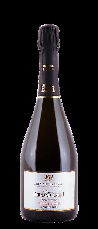 Fernand Engel - AOC Crémant d'Alsace Blanc de Noir 2016 (bio)