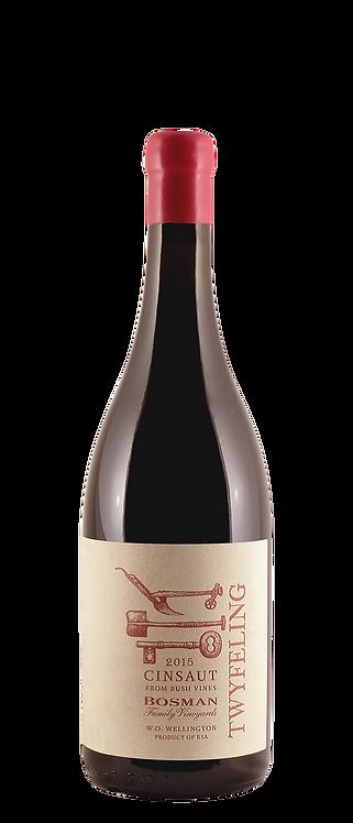 Bosman - Twyfeling Cinsaut Bush Vines 2015