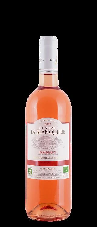 Chateau La Blanquerie - Bordeaux Rosé 2019 (bio)