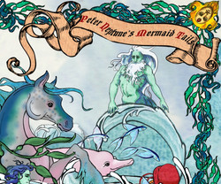 Peter Neptune's Mermaid Tales - CD