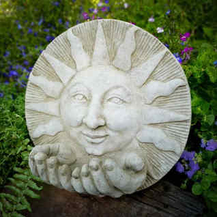 Sun and Moon Plaques