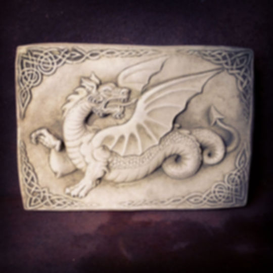 Welsh Dragon Plaque