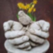 Bird Hand Feeder