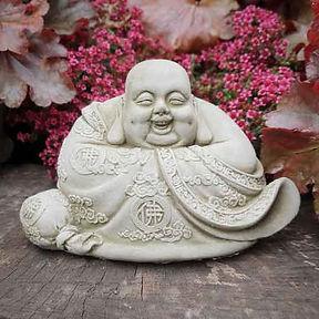 Round Buddha B