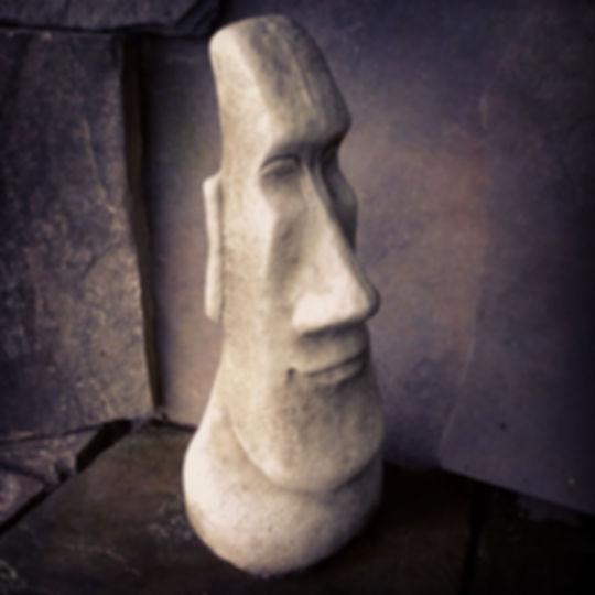 Easter Island Medium