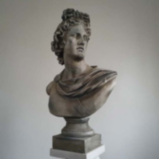 Bust of Apollo