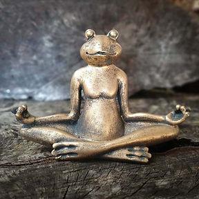Yoga Frog 'A'