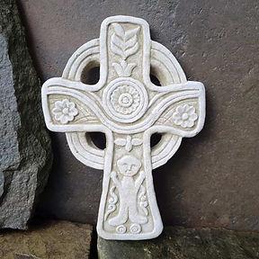Celtic Cross Plaque C