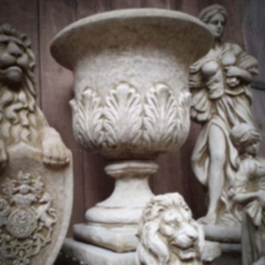 Acanthus Vase