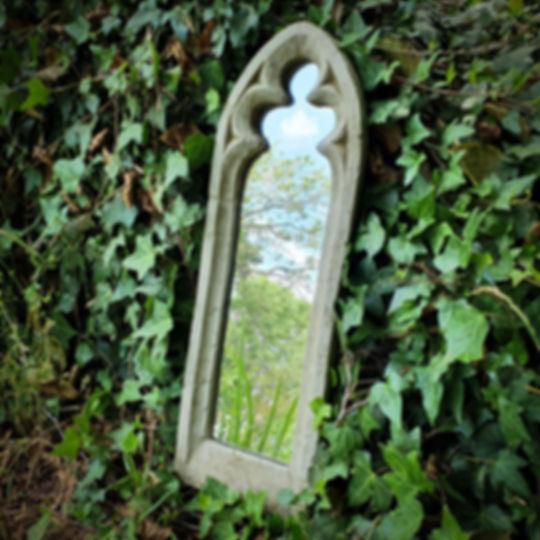 Stone Mirror Small
