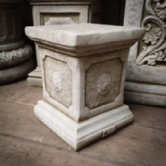 Square Plinth Small