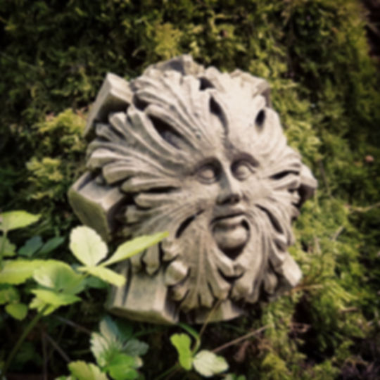 Cathedral Greenman A