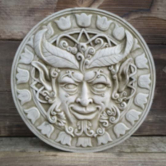 Ancient Greenman A