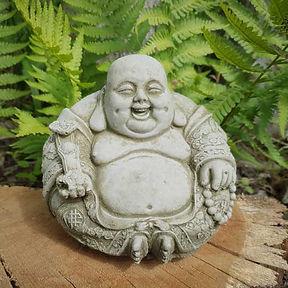 Round Buddha A