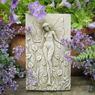 Cherubs and Fairy Plaques