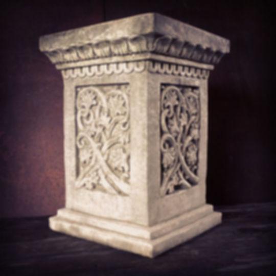 Acanthus Plinth
