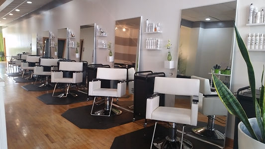 Urban hair salon in grand ledge mi