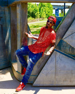 Mista Roe the R&B King of Shreveport #BeesAndBirdsTour