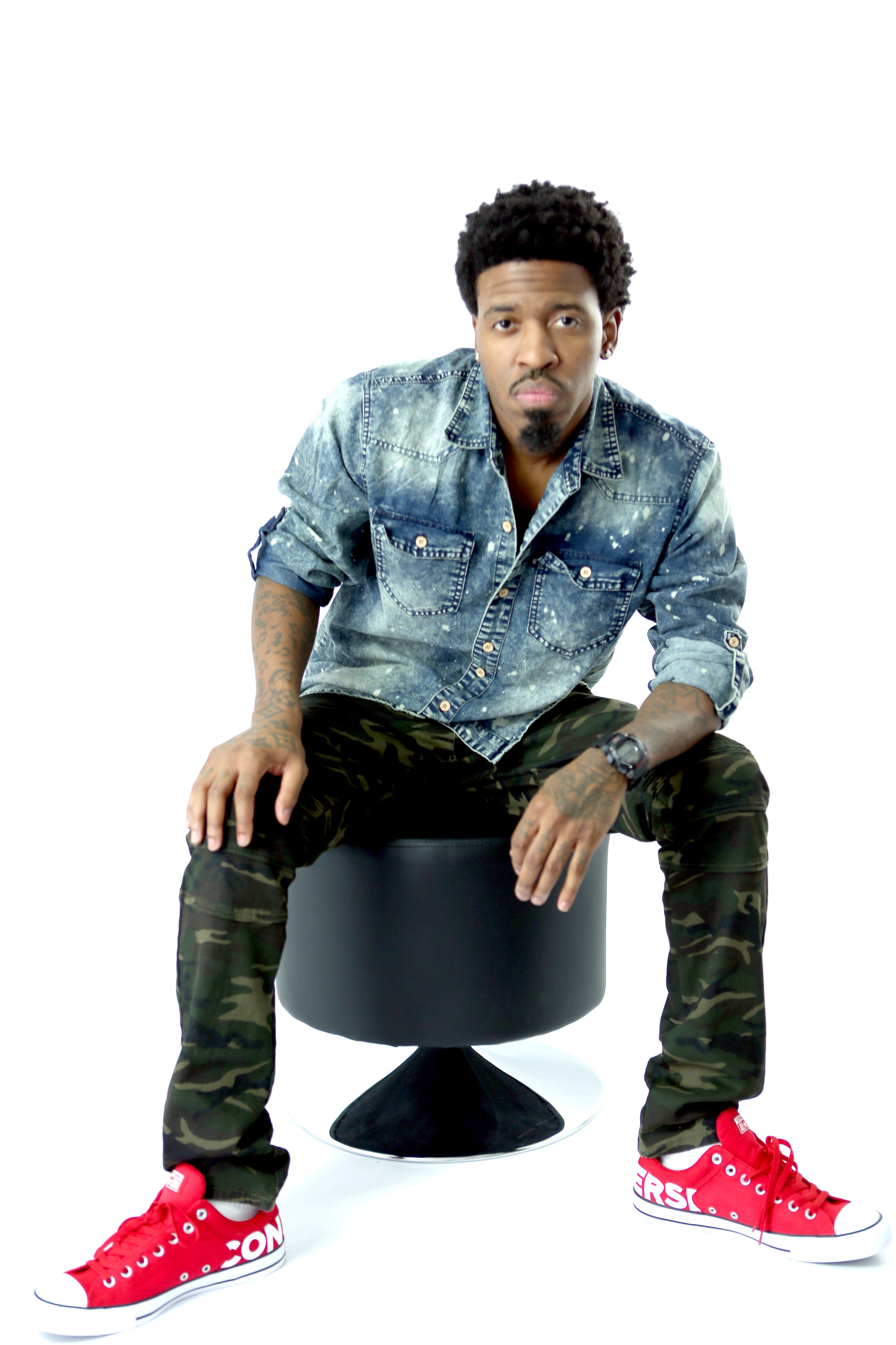 Mista Roe- Shreveport R&B Artist- The R&B King Of Shreveport #HoutsonPhotoShoot