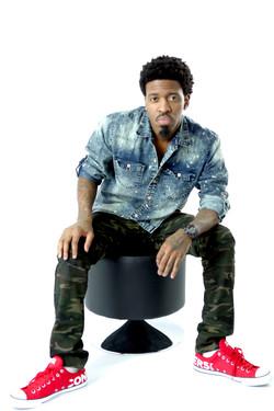 Mista Roe- Shreveport R&B Artist- The R&B King Of Shreveport #HoutsonPhotoShoot