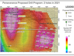 Diamond Drilling Commences at Bell Copper's Perseverance Porphyry Copper Project in Arizona, USA