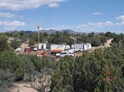 K-15 drill site