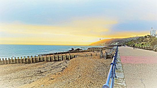 Seafront Eastbourne East Sussex