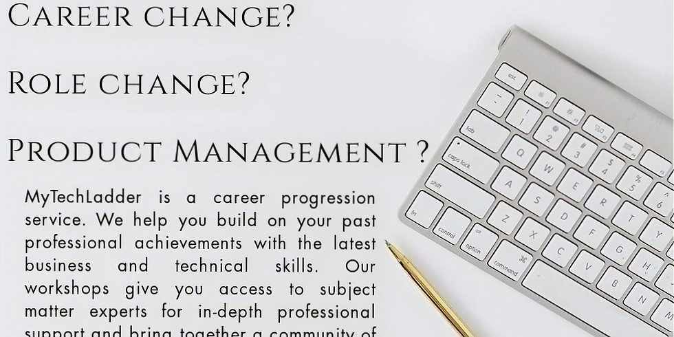 Open house about Q1 Product Management workshops
