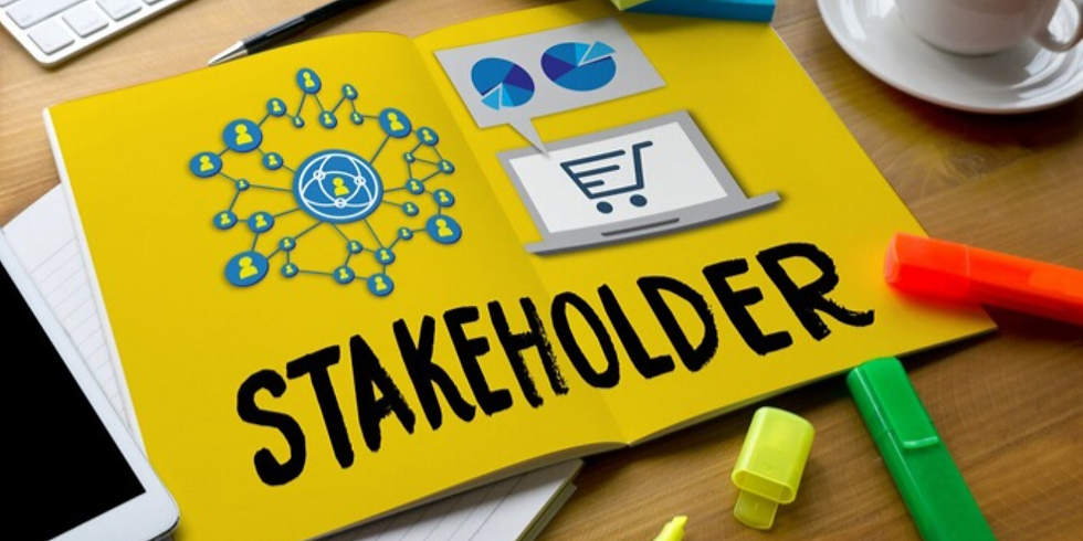 Stakeholder management - July Part2