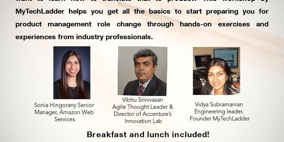 Hands on product management workshop