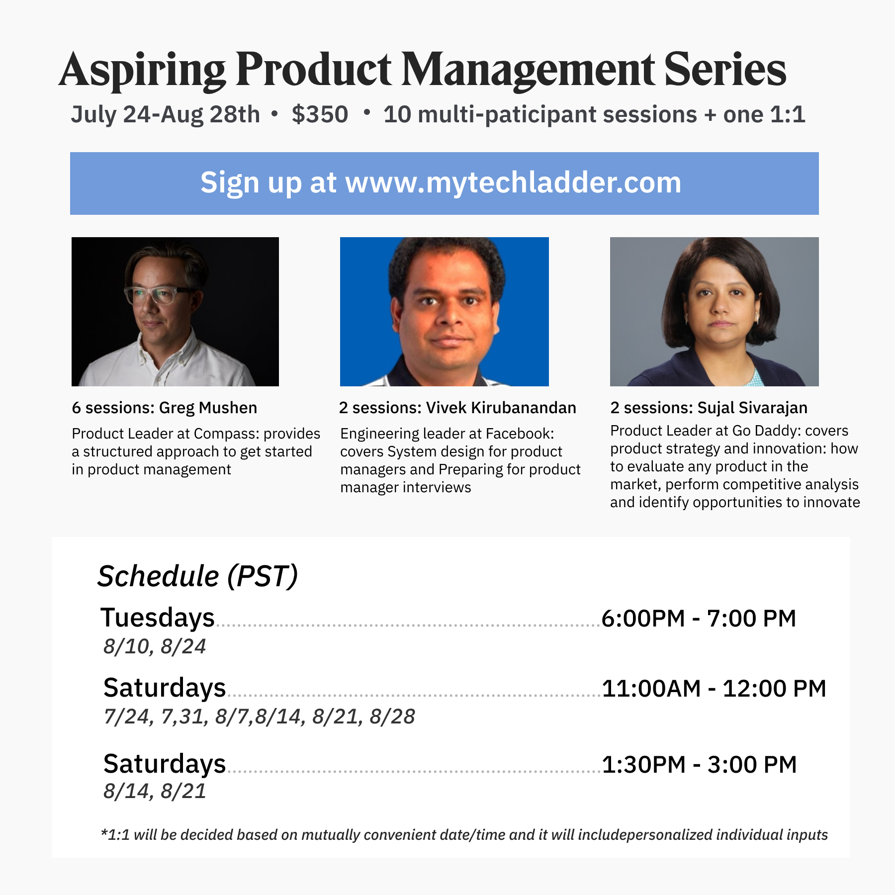 Product Management series