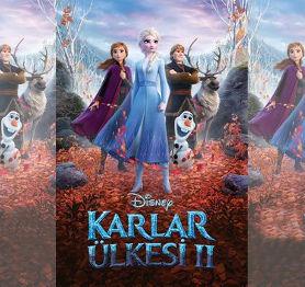 Karlar Ülkesi (Frozen) II