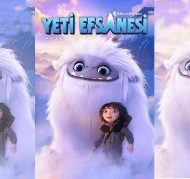 Yeti Efsanesi (Abominable) 2019