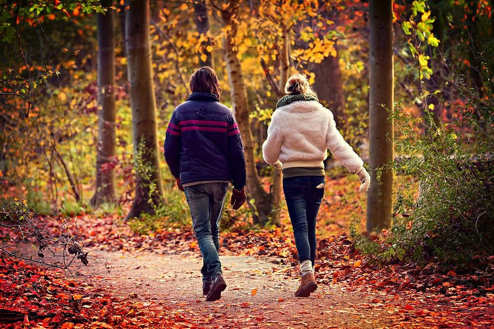 Düzenli yürümenin faydaları