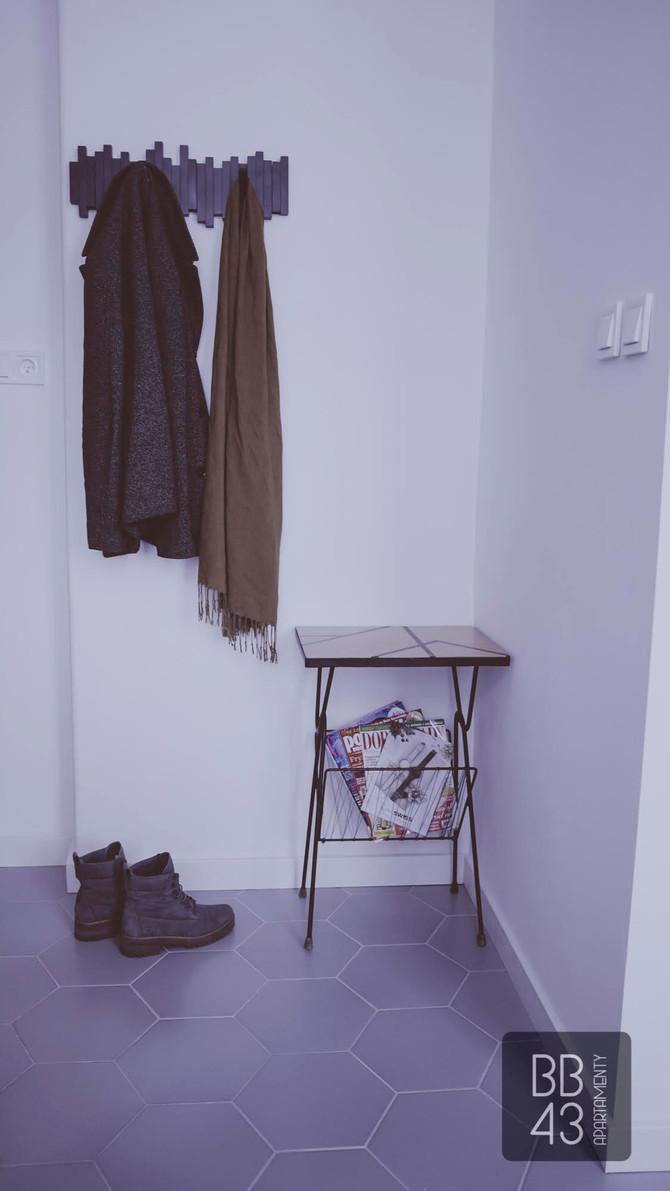 Mieszkanie 1 maja - Bielsko-Biała | Apartamenty BB43