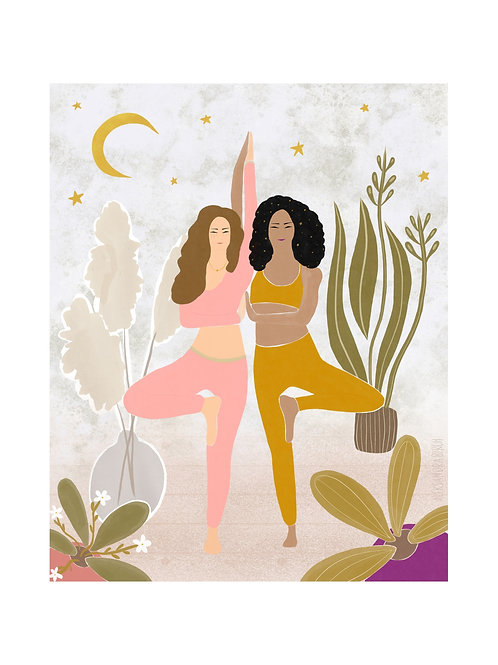 Yoga Sisters