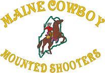 Maine Cowboy Mounted Shooters