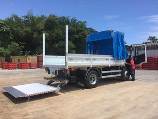 Livraison à Mayotte le 24 octobre 2016.