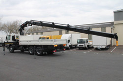 grues hydrauliques non CE