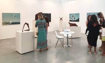 Exhibition at Art/Marbella 2018