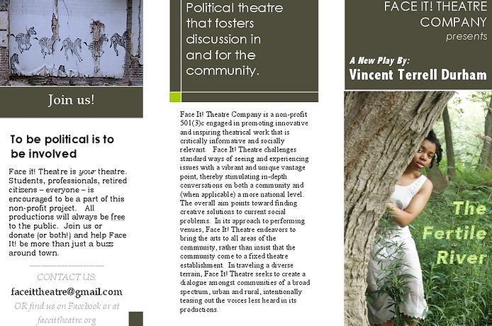 Fertile River - Face It! Theatre