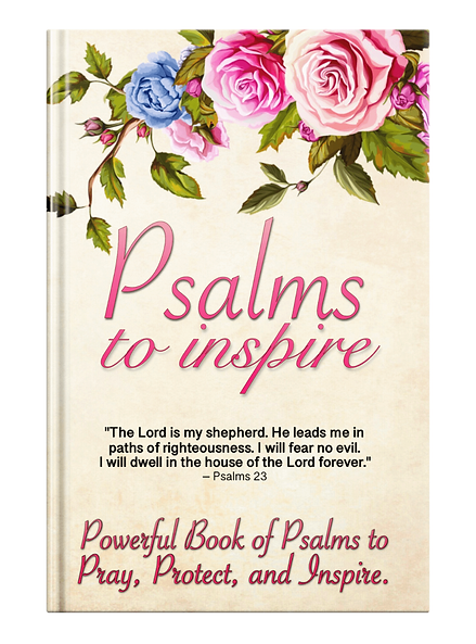 psalms to inspire by 5310 publishing