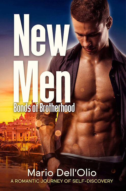 New Men: Bonds of Brotherhood (Paperback)