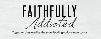 Faithfully Addicted is Darren's second book.