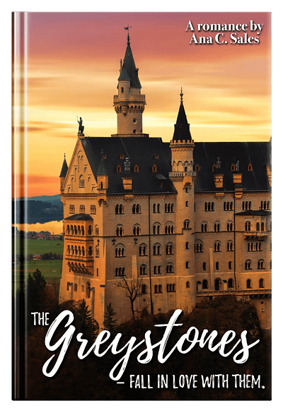 The Greystones by Ana C. Sales