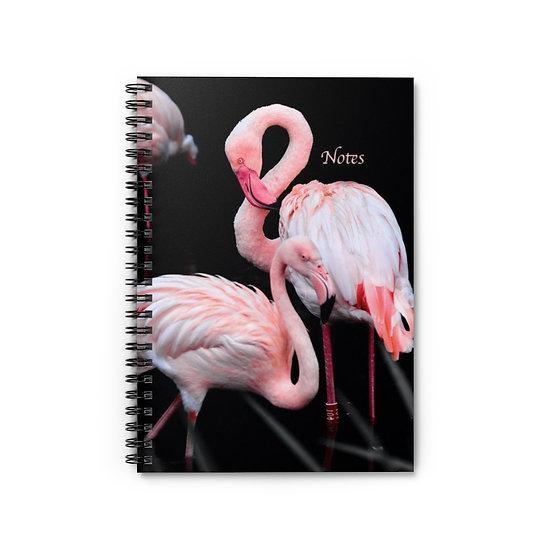 Flamingos Black
