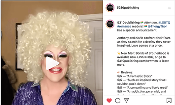 Thorgy Thor has a special announcement!