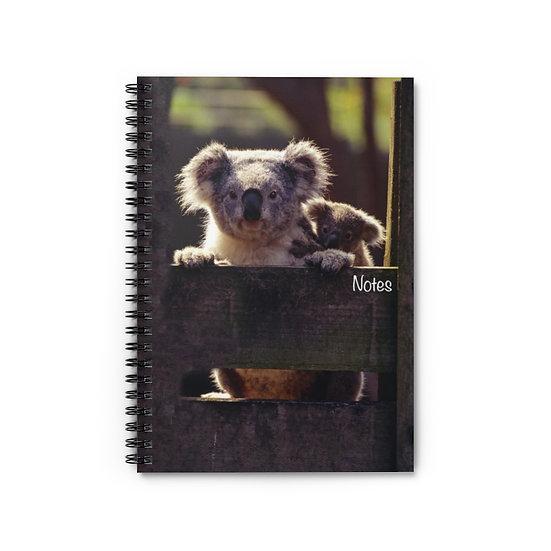 Koalas For Life™ - Australian Wildfires Notebook